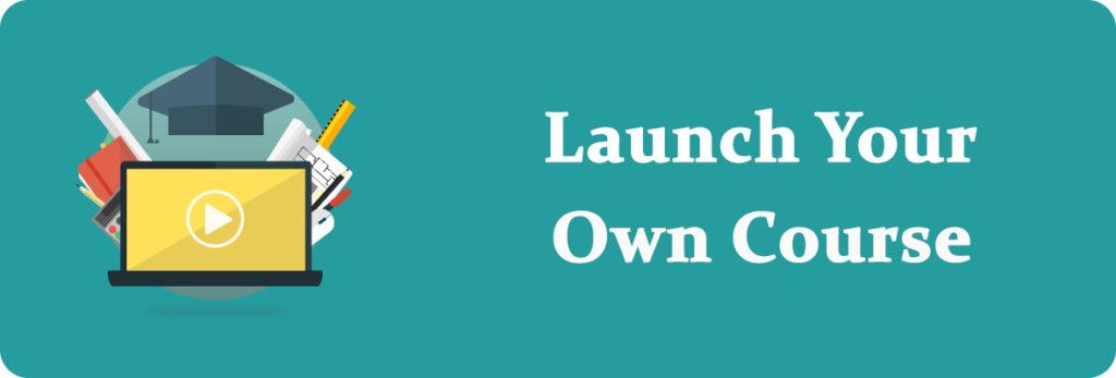 Launch Your Course & Make Money
