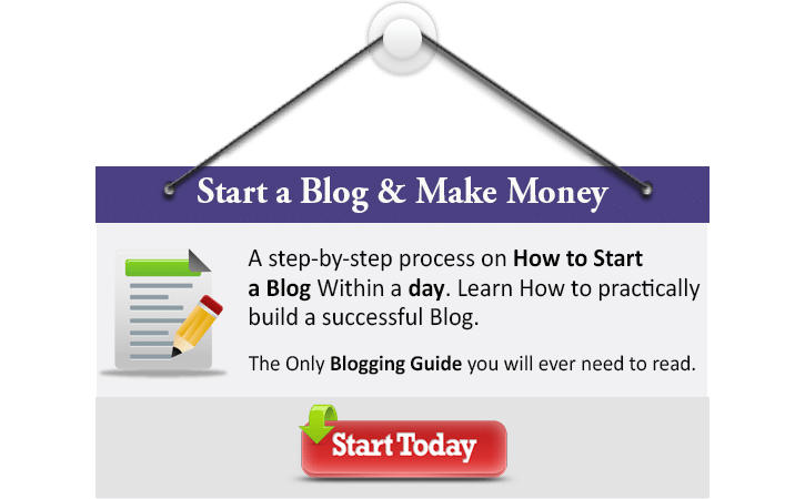Start a Successful Money Making Blog